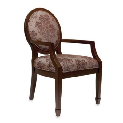 Chelsea Chair in Bloom Brown