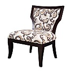 Madison Park Montego Chair in St. Tropez Rattan