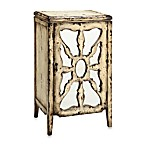 Antiqued Mirrored Accent Chest