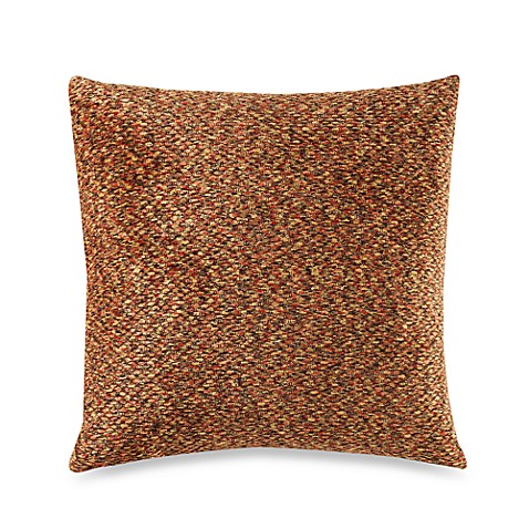 Benzo Rust Toss Pillow