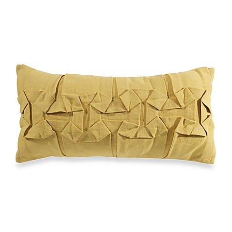 Sandbar Gold Throw Pillow