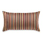 Gummybear Stripe Red Multi-Colored Toss Pillow