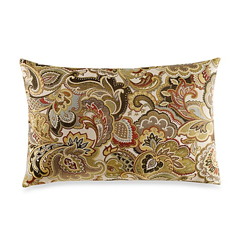 Josette Green Multi Toss Pillow