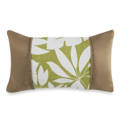 Nantucket Lila Oblong Toss Pillow