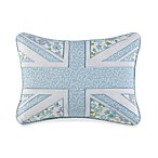 Laura Ashley® Birds and Branches Embroidered Oblong Toss Pillow