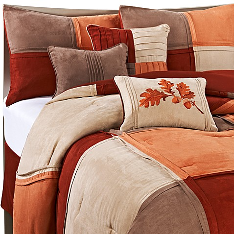 Yuma 7-Piece Queen Comforter Set