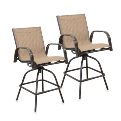 Sling Bar Stools (Set of 2)