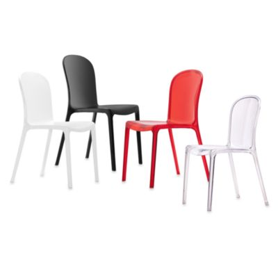 ZUO Gumdrop Dining Chairs (Set of 4)