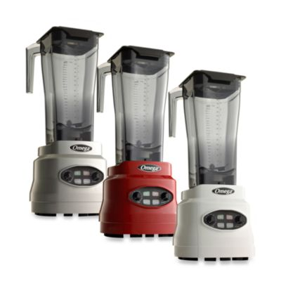 Omega® BL660S Blender in Silver