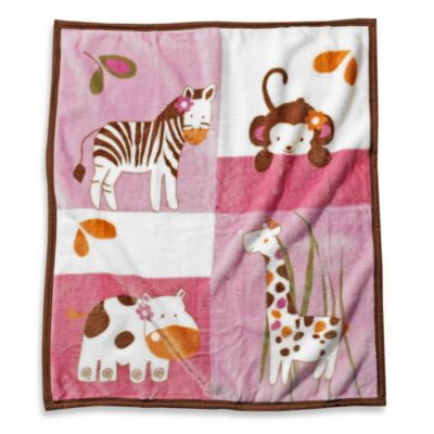 CoCaLo Jacana Soft & Cozy Blanket