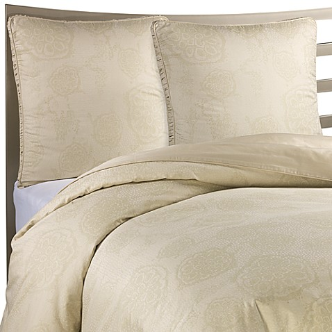 Barbara Barry® Lotus Pods European Pillow Sham
