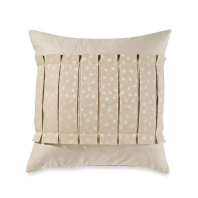 Barbara Barry® Lace Border Square Toss Pillow