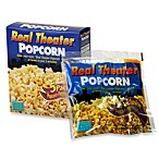 Box of Real Theater Popcorn