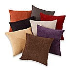 Crown Chenille Toss Pillow (Set of 2)