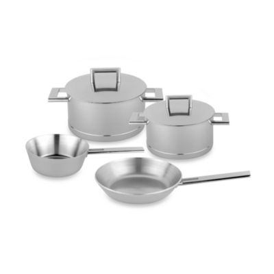 Demeyere John Pawson Intro 6-Piece Cookware Set