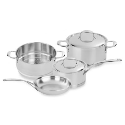 Demeyere Atlantis Intro 6-Piece Cookware Set