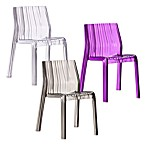 zuo modern Ruffle Dining Chair (Set of 4)
