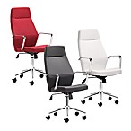 Zuo® Modern Holt High Back Office Chair