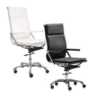Zuo® Modern Lider Plus High Back Office Chair