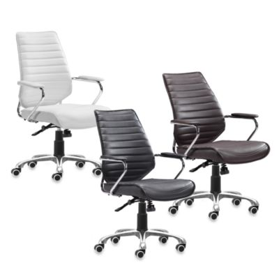 Zuo® Modern Enterprise Low Back Office Chair
