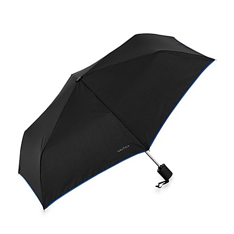 Nautica® Auto Open Auto Close Umbrella