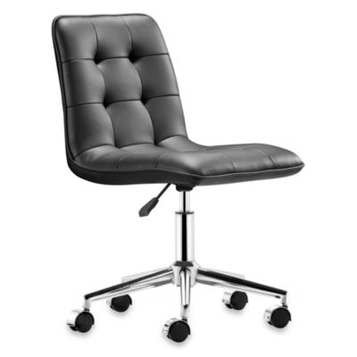Zuo® Modern Scout Office Chair in Black