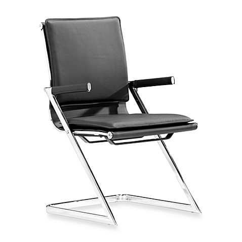 Zuo® Modern Lider Plus Conference Chair (Set of 2)