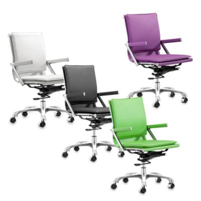 Zuo® Modern Lider Plus Office Chair