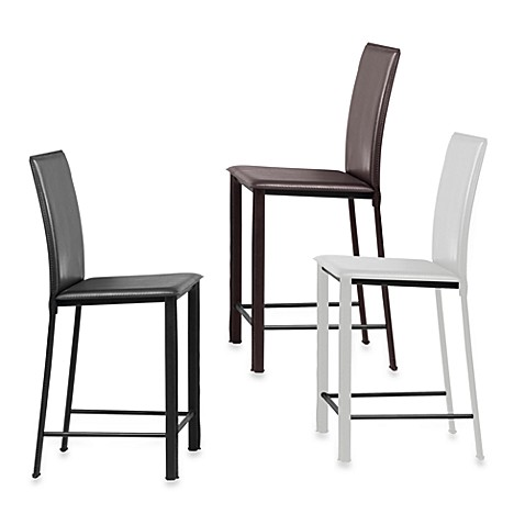 Zuo Modern Arcane Counter Chair (Set of 2)
