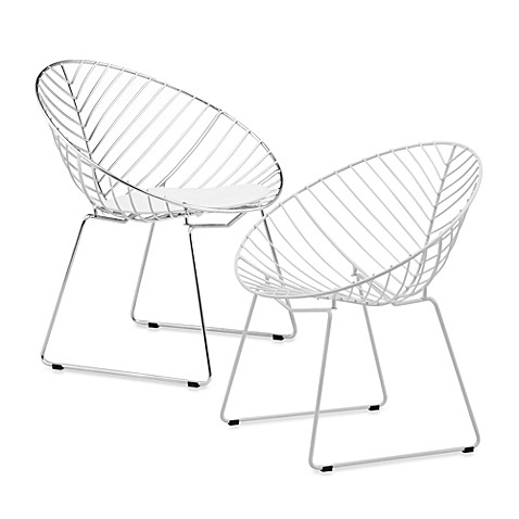 Zue Modern Whitworth Dining (Chair Set of 2)