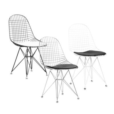 Zuo® Modern Mesh Dining Chair (Set of 2)