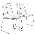 Zuo® Modern Wendover Dining Chair (Set of 2)