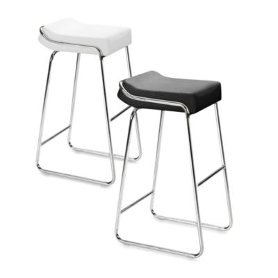Zuo Modern Wedge Bar Chair (Set of 2)