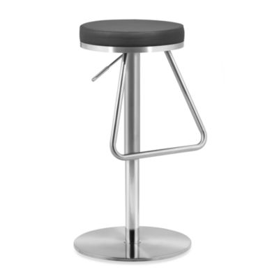 Zuo® Modern Soda Barstool in White