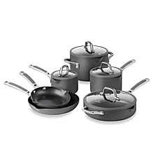 Simply Calphalon® Easy System™ Nonstick 10-Piece Cookware Set and Open Stock