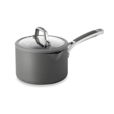 Simply Calphalon® Easy System™ Nonstick 2.5-Quart Covered Saucepan