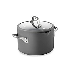 Simply Calphalon® Easy System™ Nonstick 6-Quart Covered Stockpot