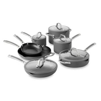 Simply Calphalon® Easy System™ Nonstick 12-Piece Cookware Set