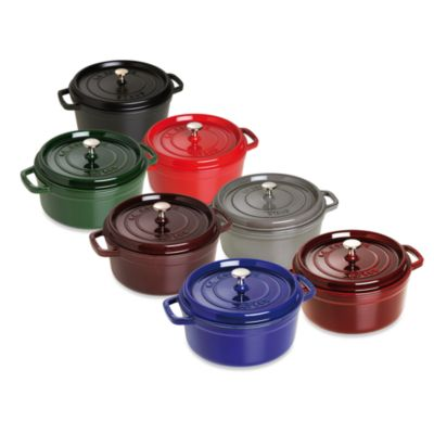 Dark Red Specialty Cookware
