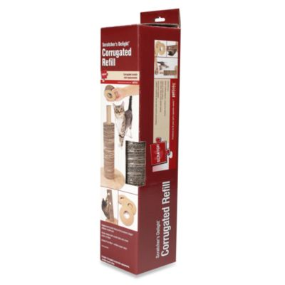 PetLinks Corrugated Refill for Scratcher's Delight™ Scratch Post