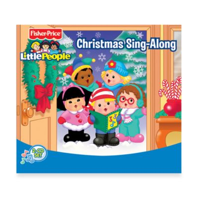 Fisher Price® Little People® Christmas Sing-Along (2 CD Set)