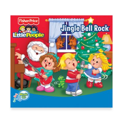 886950 - Aisle-register > Fisher Price® Little People® Jingle Bell Rock