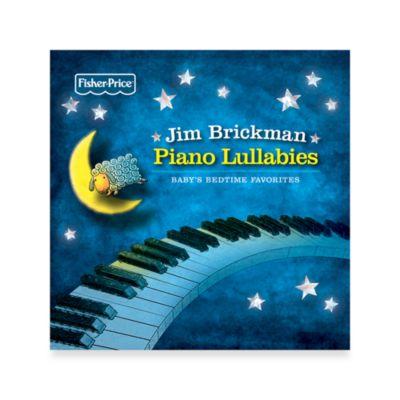 Fisher-Price® Jim Brickman Piano Lullabies CD