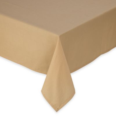 Tuscan Solid Tablecloth
