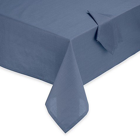 "Tuscan Solid 60"" Round Tablecloth"