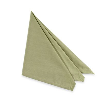 Tuscan Solid Napkin (4 Pack) in Sage