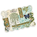 Croscill Butterfly Palm Placemat
