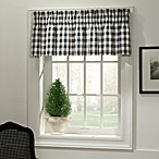 Classic Check Valance in Denim