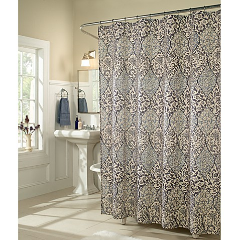 m.style Istanbul Shower Curtain