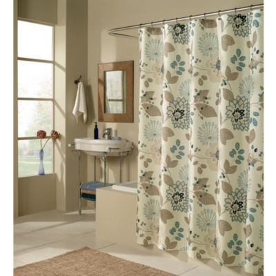 M. Style Morgan 70-Inch x 72-Inch Shower Curtain